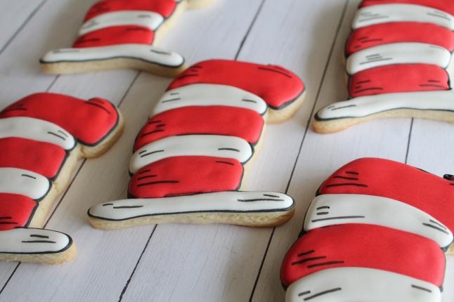 Read Across America Week Cookies