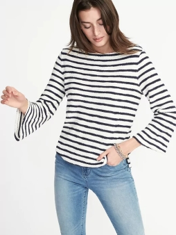 Old Navy Textured Knit Top